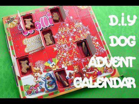 How To Make Christmas Dog Advent Calendar By Mycupcakeaddiction