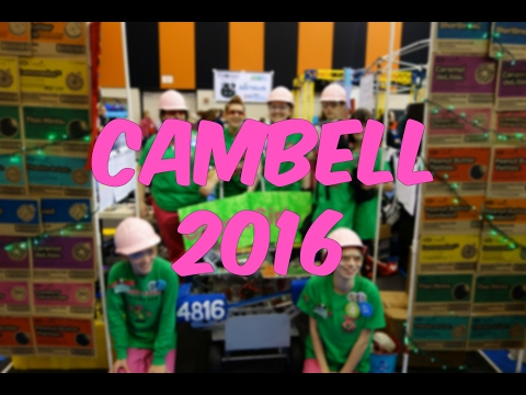 NC Distrist-  Cambell University event: 2016