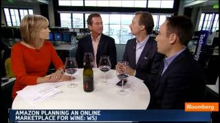 Amazon Planning an Online Marketplace for Wine