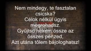 Mrbusta - Páva Dal Dalszöveg