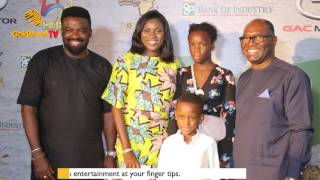 KUNLE AFOLAYAN FEATURES MEMBERS OF HIS FAMILY IN NEW MOVIE, ROTI (Nigerian Music & Entertainment)