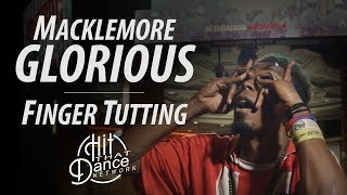 Finger Tutting Performance to Macklemore - Glorious by Spark The Dancer