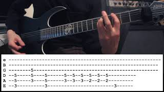 Judas Priest - Evil Never Dies - Guitar Lesson