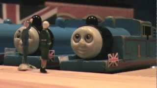 The Wooden Railway Series: Paint Pots And Queens