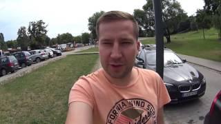 Litwa wilno czerwiec 2016 - podróż służbowa