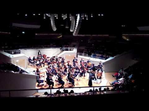 Natalia Prischepenko. Concert in Berlin 05.10.2014. Part 2.