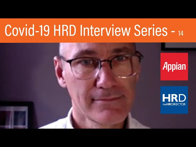 How HR has managed Covid-19 - Interview with Neil Morrison, Group HR Director, Severn Trent Plc