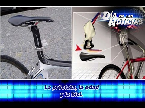 próstata y andar de bicicletas