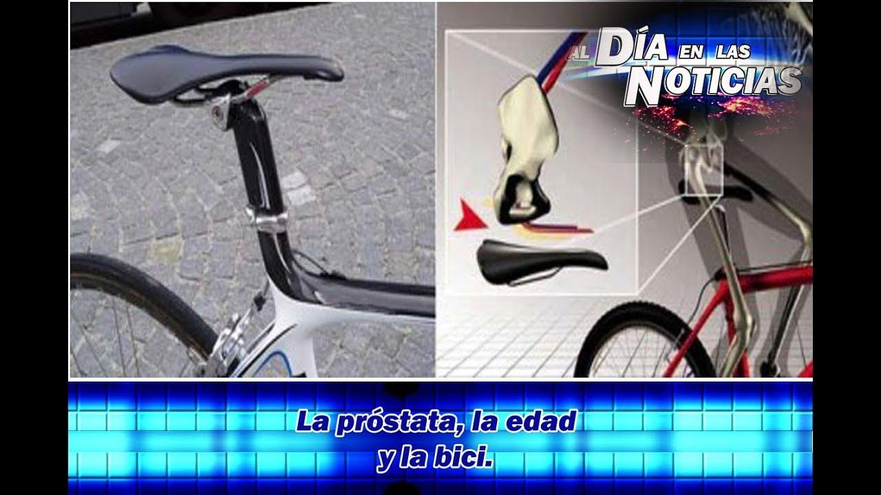 puedes pedalear con prostatitis