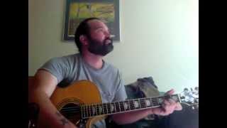 Invitation To The Blues (Tom Waits) - Zach Parkman @ My Sofa 8.12.12