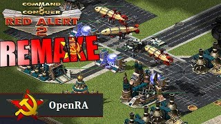 Command & Conquer Red Alert 2 Remake in Openra
