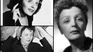 Watch Edith Piaf Johnny Tu Nes Pas Un Ange video