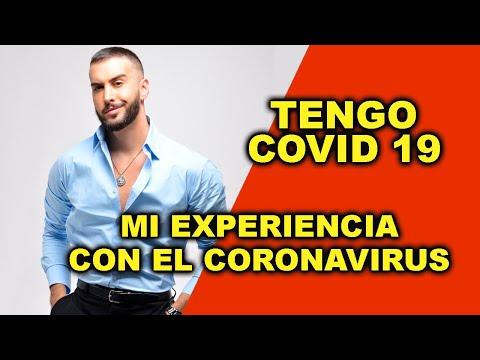 ¡Mi experiencia con el coronavirus!