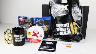 I got GTA 6 after solving the Mount Chiliad Mystery in GTA 5! (Limited Edition Unboxing)