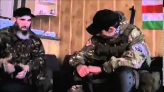 Чеченцы поймали добермана.