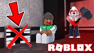 DON'T CRAWL CHALLENGE in Roblox Flee The Facility!