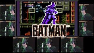Batman (NES) - Acapella Speed Run - Full Soundtrack