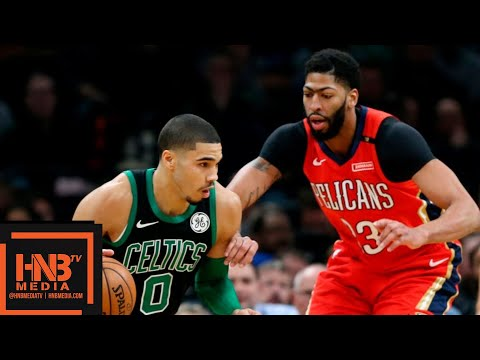 Boston Celtics vs New Orleans Pelicans Full Game Highlights | 12.10.2018, NBA Season