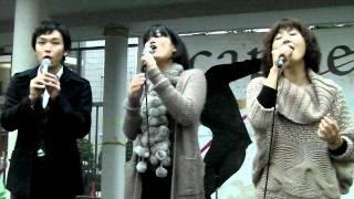 無敵(Smooth Ace)のカバー。 Street Corner Symphony Live 早稲田祭2011...