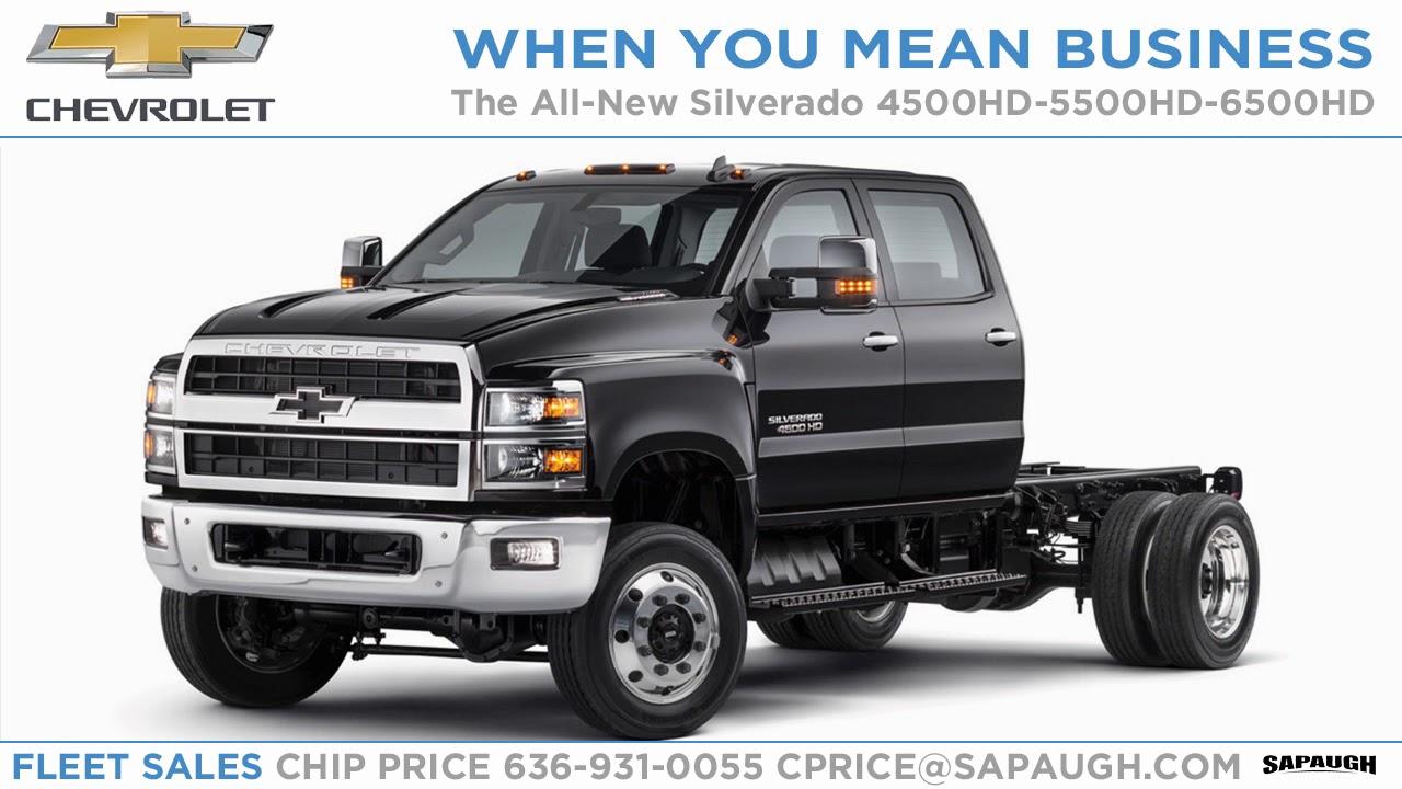 2019 Silverado 4500hd 5500hd 6500hd For Sale Missouri