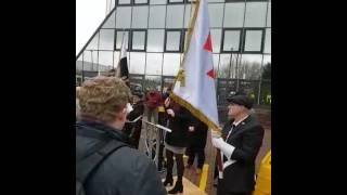 Paul Golding speech on the end in Telford.Britain First 25.02.2017