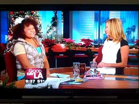 RACHEL CROW FIRST INTERVIEW after VOTED OFF X-FACTOR 12-9-11  (see Astro's too)