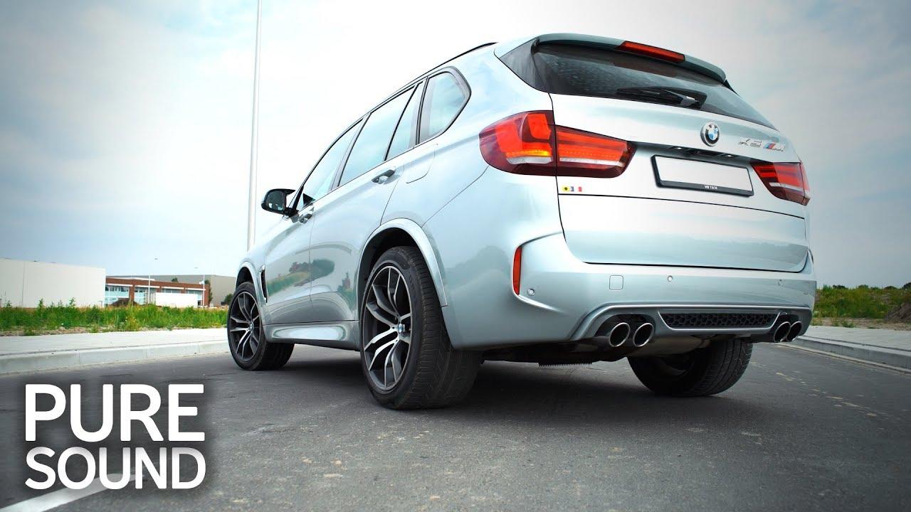 Download 2015 BMW X5M (575hp) - pure SOUND!