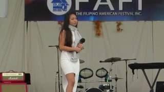 Pangako Sa'yo - Rey Valera/Vina Morales/Sharon Cunetta (Christine Morales Live)