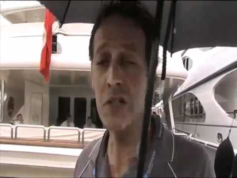Yachting Pages Testimonial From M/Y Cuor di Leone During Monaco Yacht Show 2010