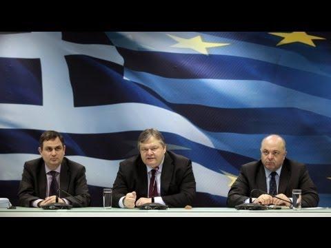 Greek Finance Minister hails 'historic' debt deal