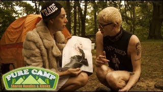 Sharon Needles And Alaska: Pure Camp - Fire Starter
