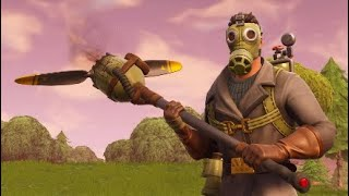 skystalker skin,propeller axe sound and animation - Fortnite new items