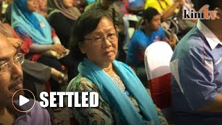 Gov't pays Maria Chin RM25,000 in damages