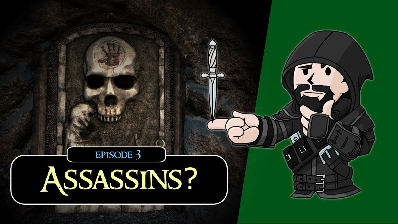 SKYRIM - Special Edition (Ch  2) #3 : Assassins or Murderous Loons