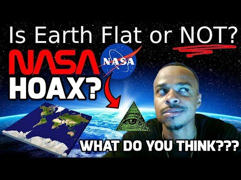 FLAT EARTH CONSPIRACY DEBATE - The Earth is Flat Theory