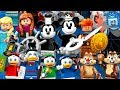 LEGO Disney Minifigures series 2 reveal! Overview & thoughts