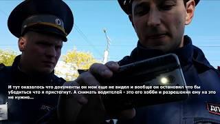 Забота от ДПС на день города Смоленска
