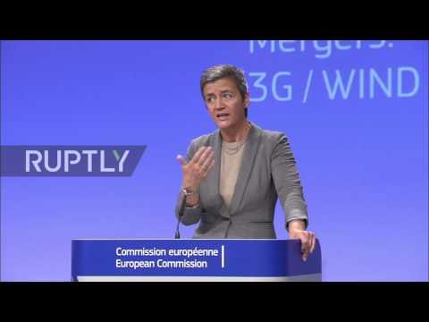 Belgium: European Commission competition head stresses tax ruling amid Apple debate
