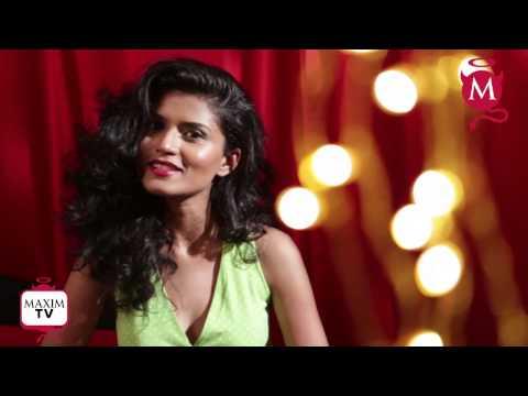 Maxim's Hot Indian Girl Swapnila