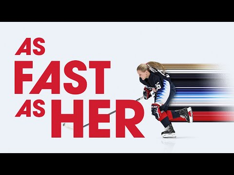 As Fast As Her | Chicago Blackhawks