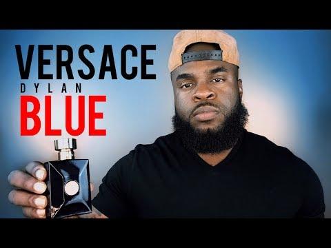 Versace Dylan Blue Fragrance   Men's Cologne