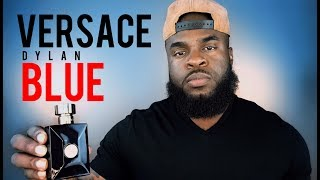 Versace Dylan Blue Fragrance Review | Men's Cologne Review