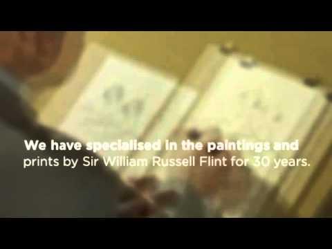 Cornwater Fine Art - Russell Flint Paintings