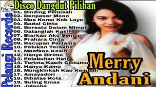 Download lagu Merry Andani Full Album | Dinding Pemisah | Kumpulan Lagu Dangdut Lawas Nostalgia 90an Indonesia
