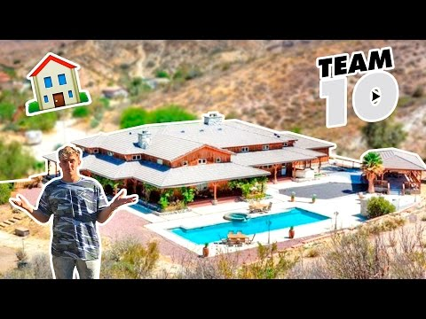 THE NEW TEAM 10 HOUSE?