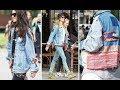 2018 Denim Jackets Trends for women