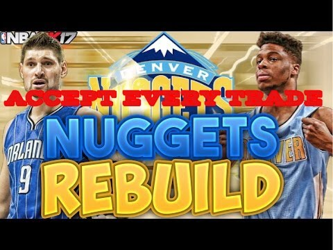 Nugget's MyLeague Rebuild: Accept Every RULE CHANGE!!!!! IT WAS GOING SO WELL!!