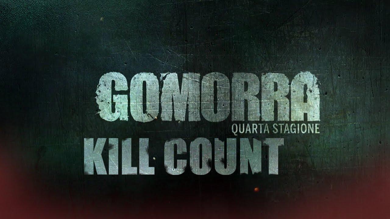Download Gomorra 4 Kill Count (Spoiler Alert)
