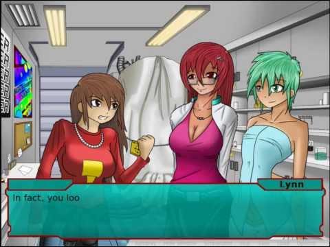 Gender Bender DNA Twister Extreme (GBDNATE)  Yael Playthrough Part 1