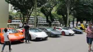 Lamborghini Club Charity Lunch Drive